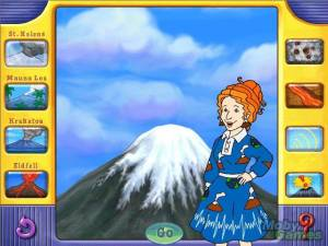 Magic School Bus Volcano Adventure