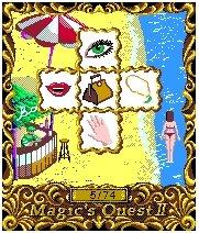 Magic\'s Quest II: The Dream