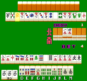 Mahjong Banana Dream