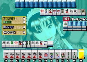 Mahjong Reach Ippatsu