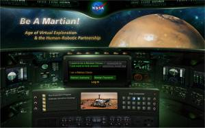 "screenshot ""be a martian"""