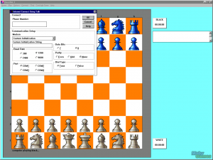 Masque ChessNet 3