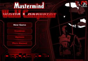 Mastermind: World Conqueror