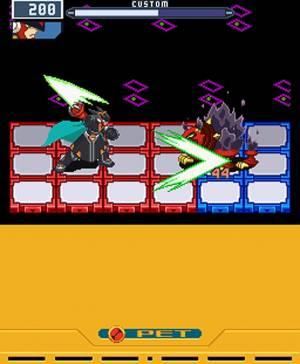 megaman battle network  series