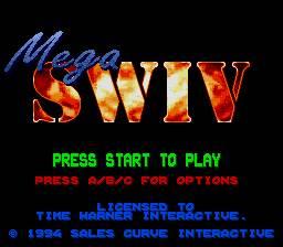 Mega SWIV/Firepower 2000