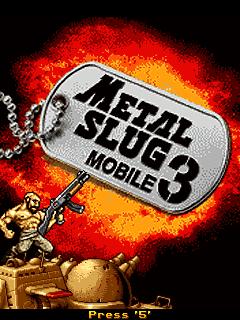 Metal Slug Mobile 3