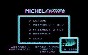 Michel Futbol Master + Super Skills