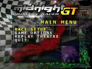 Midnight GT: Primary Racer