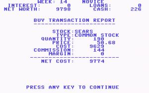 Millionaire: The Stock Market Simulation