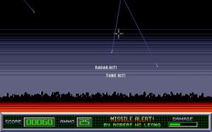 Missile Alert!