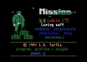 Mission Shark