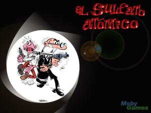 Mortadelo y Filemón: El Sulfato Atómico