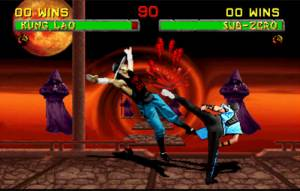 Mortal Kombat II / Mortal Kombat 2