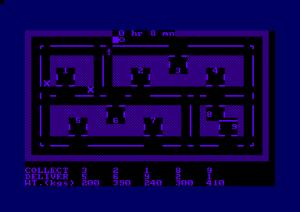 Motorway Driver-Job (Amstrad Disk 50)