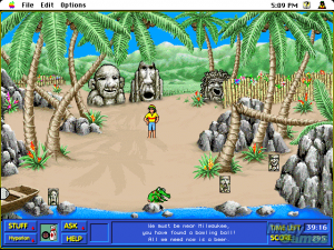Mutant Beach