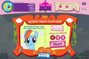 Game Classification : My Little Pony: Friendship is Magic - Adventures ...