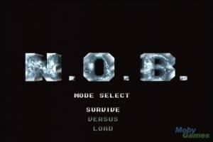 N.O.B. - Neo Organic Bioform