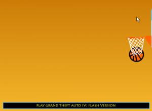 NBA 2K10 Basketball: Flash Version