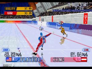 Nagano Winter Olympics \'98