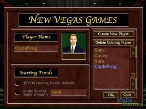 New Vegas Games