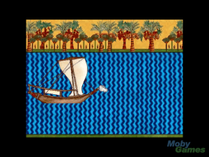 Nile: An Ancient Egyptian Quest
