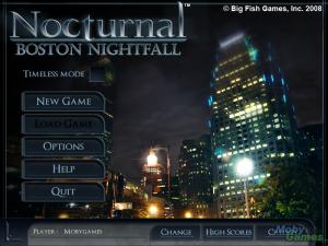 Nocturnal: Boston Nightfall