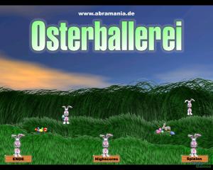 Osterballerei