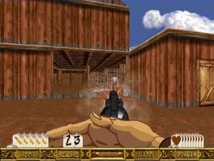 Outlaws LucasArts preview 1