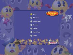 Pac-Man All-Stars