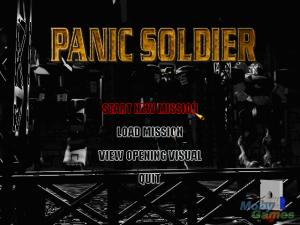 Panic Soldier