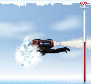 Pepsi NexGame 4: Fly next jet!