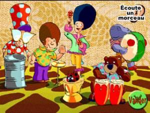 Le jeu des percussions
