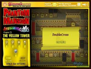Phantom Mansion: Spectrum of Souls - Chapter 3: The Yellow Tower