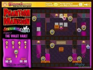 Phantom Mansion: Spectrum of Souls - Chapter 7: The Violet Vault