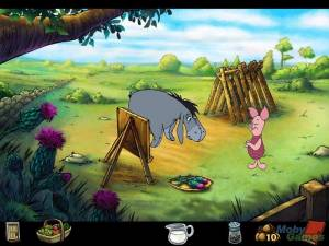 Piglet\'s Big Game
