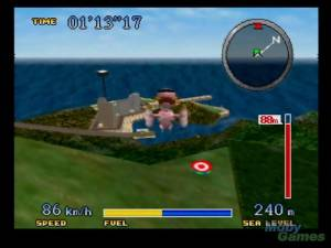 Pilotwings 64