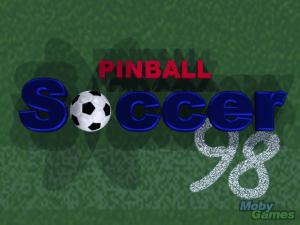 Pinball Soccer '98