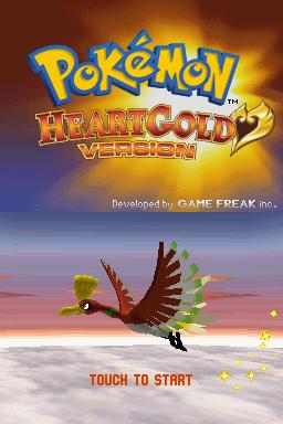 Pokémon HeartGold Version