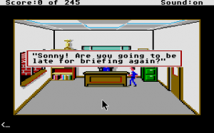 Police Quest I: In Pursuit of the Death Angel