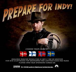 Prepare for Indy