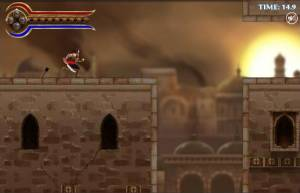 Prince of Persia: The Forgotten Sands Flash Game