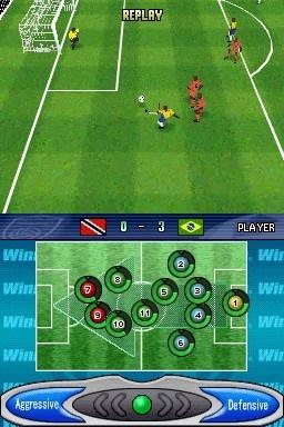 Pro Evolution Soccer 6 (aka Pro Evolution Soccer 2007)