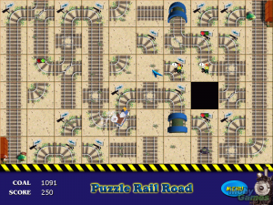 Puzzle RailRoad