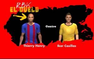 RBK El Duelo