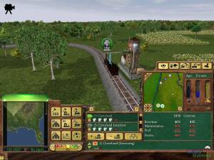 Railroad Tycoon 3