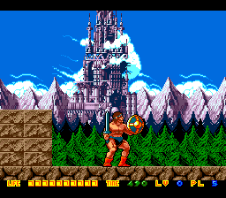 Rastan Saga II, also known as Nastar Warrior, is the sequel to Rastan