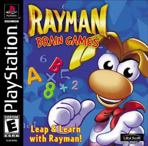 Rayman Brain Games