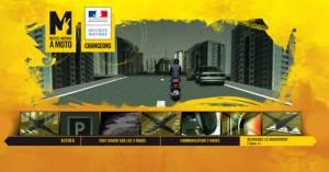 Restez motards à moto