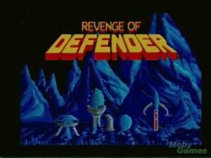 Revenge of Defender