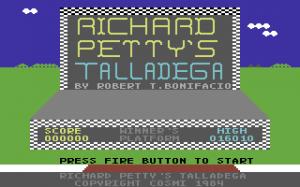 Richard Petty\'s Talladega
